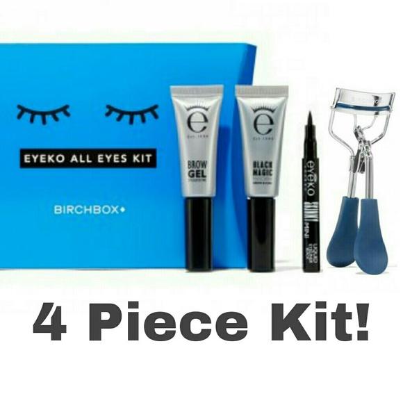 MakeupNib Mini Kit Sephora Eyeko All Piece 4 Poshmark Eyes DWE9Y2HI